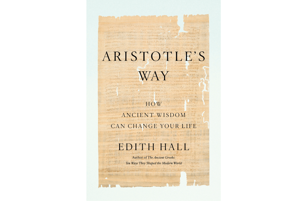Aristotle's Way by Edith Hall – Book Notes and Takeaways