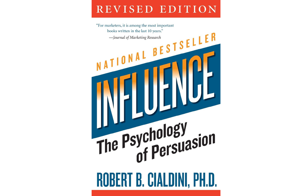 Influence – Robert Cialdini – Book Notes and Takeaways