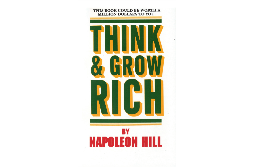 Think and Grow Rich – Napoleon Hill – Book Notes and Takeaways