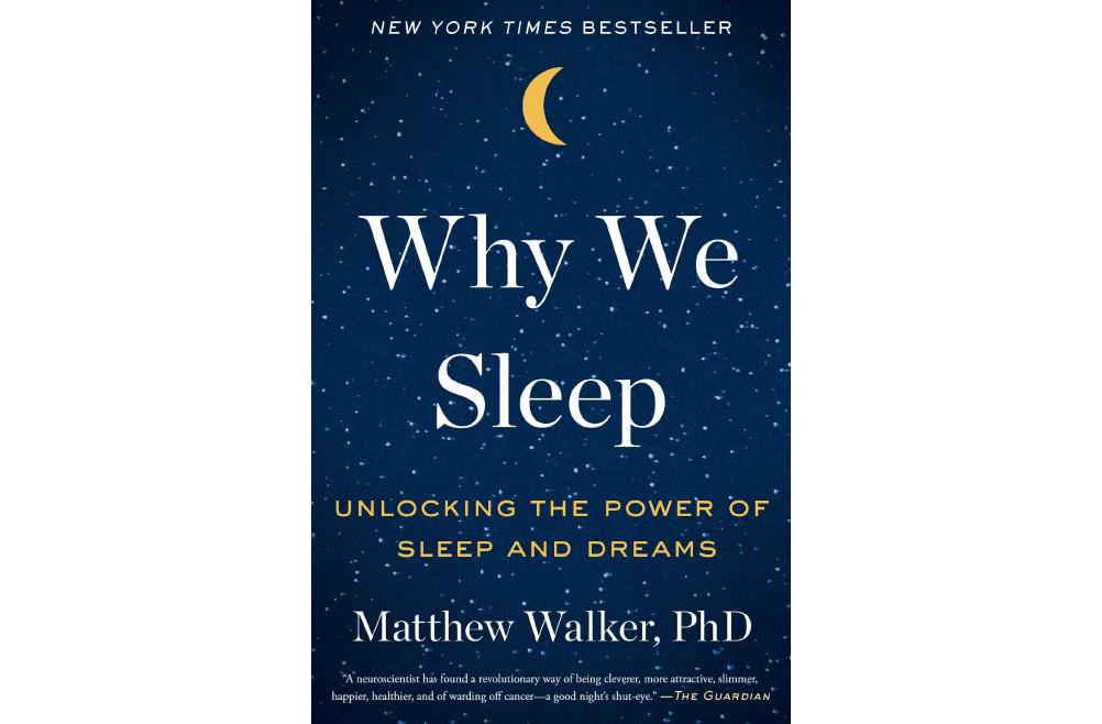 Why We Sleep – Matthew Walker, PhD – Book Notes and Takeaways